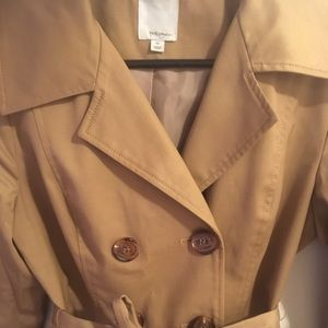 Halogen trench coat from Nordstrom
